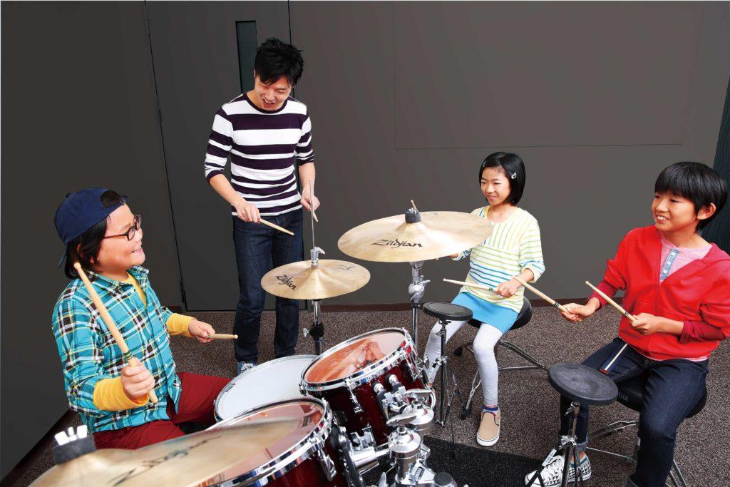 小学生「ドラムコース」